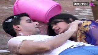getlinkyoutube.com-On location of serial Saraswatichandra | 21st May part 1