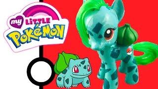 getlinkyoutube.com-Custom MLP BULBASAUR POKEMON GO + My Little Pony Mashup Tutorial