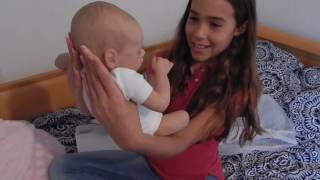 getlinkyoutube.com-New Reborn Baby Box Opening Twin A by Bonnie Brown