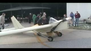 getlinkyoutube.com-Mark's Home-Made Airplane Exhibition