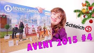 getlinkyoutube.com-[SCHLEICH] Calendrier #4 de l'Avent 2015 - Studio Bubble Tea unboxing Advent Calendar