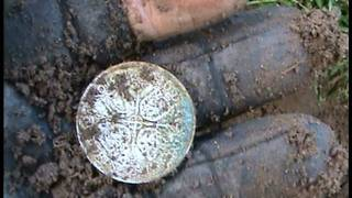 getlinkyoutube.com-6 SILVER COINS IN GREAT METAL DETECTING SESSION - MINELAB ETRAC