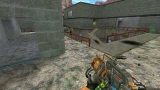 getlinkyoutube.com-HLDM 08 * Stripe vs. Worldspawn*  MAP: Crossfire 1/2