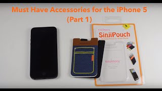getlinkyoutube.com-Must Have Accessories for the iPhone (Part 1) (5/5S/6/6+)