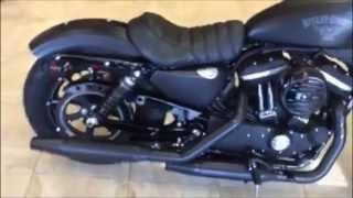 getlinkyoutube.com-*NEW* 2016 Sportster Iron 883 at Miracle Mile Harley-Davidson!