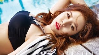 getlinkyoutube.com-Sunny SNSD try not to fangirl challenge