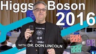 Higgs Boson 2016