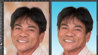 getlinkyoutube.com-สอน Photoshop CC การ Selection เปลี่ยนฉากหลังเนียน ๆ โดย Peter GBS