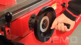 getlinkyoutube.com-BM160 Vertical Fine cylinder Boring – Milling Machine
