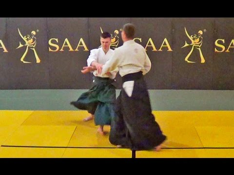Technical Sensitivity in Aikido