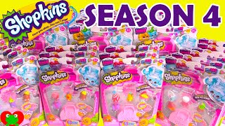 getlinkyoutube.com-Shopkins SEASON 4 PETKINS Giant Opening by Toy Genie Surprises