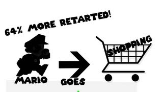 getlinkyoutube.com-Retarded64: Mario goes shopping