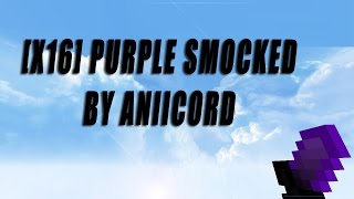 getlinkyoutube.com-[x16] Purple smocked texture pack | UHC | PotPvP | Short Swords | Full Gamma | NO LAG