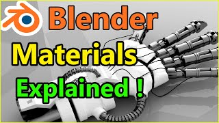 3 Essential Tips for Creating Any Material in Blender Properly - Blender Material Tutorial