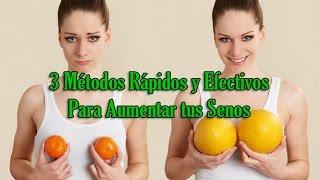 getlinkyoutube.com-3 métodos rapidos y efectivos para el crecimiento de tus senos