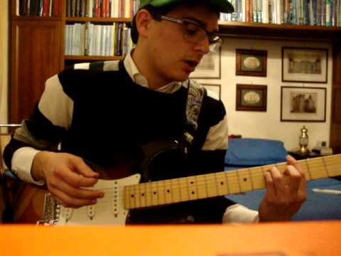 Mardy Bum - Arctic Monkeys (Guitar Lesson + Tabs).