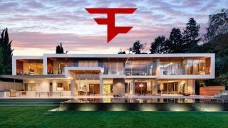 getlinkyoutube.com-THE NEW FAZE HOUSE