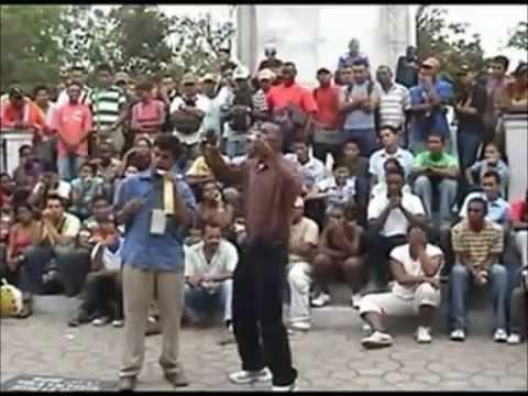 Cabeza de Hacha Diomedez & el Uso Carruso
