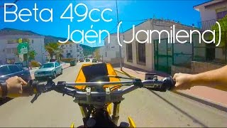 getlinkyoutube.com-GoPro: Beta 49cc Jaén (Jamilena)