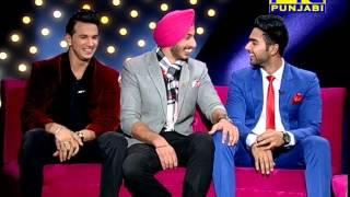 getlinkyoutube.com-Mr. Punjab Winners I Harmanveer S IPrince N I Ramanjit S I Full Exclusive Interview I PTC Punjabi