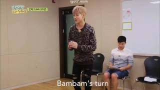 [Eng Sub] 160830 Uncontrollably Actor Got7 Bambam