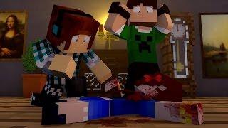 getlinkyoutube.com-Minecraft: O MAPA MAIS ASSUSTADOR DO MINECRAFT #01 (Horror Map Minecraft)