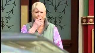 getlinkyoutube.com-EastEnders - Eddie Moon Saves Amy From Getting Hit By A Car: June 6th 2011