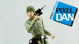 """getlinkyoutube.com-Hasbro Star Wars Black Series 6"""" Bespin Luke Skywalker Figure Video Review"""