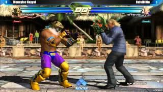 getlinkyoutube.com-Tekken Tag Tournament 2: EVO 2013 - Top 8