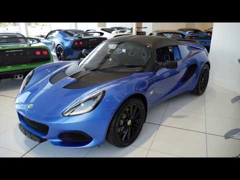 Lotus Elise Sport 220 - In-depth High Quality Interior and Exterior Walkaround Tour
