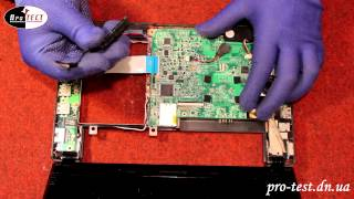 getlinkyoutube.com-Как разобрать нетбук Lenovo IdeaPad S10 3  Чистка нетбука в Макеевке  Ремонт нетбука в Макеевке