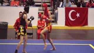 getlinkyoutube.com-10th World Wushu Championships - Sanshou Finals