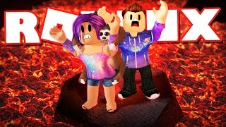 getlinkyoutube.com-SURVIVING ROBLOX DISASTERS WITH JOEY AND YAMMY!
