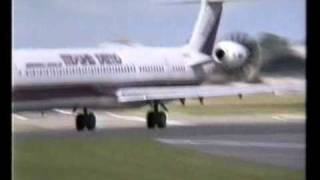 getlinkyoutube.com-Unducted Fan MD81 - SBAC Farnborough - 4 September 1988