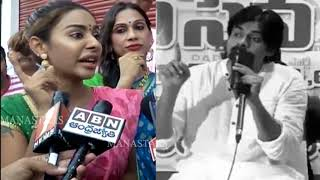 This Is The Best Answer To Sri Reddy From Pawan Kalyan | Manastars