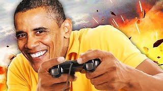 getlinkyoutube.com-Obama Plays Black Ops 2! (Obama Voice Trolling)