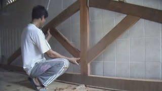 getlinkyoutube.com-Carpinteiro-  como fazer  uma tesoura 2 de 3