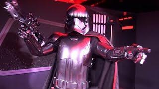 getlinkyoutube.com-Captain Phasma Talking Meet & Greet, Star Wars Day at Sea Disney Fantasy – First Appearance