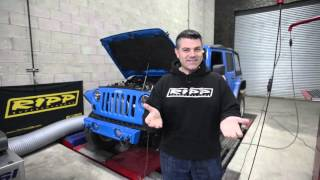 getlinkyoutube.com-RIPP Superchargers Jeep Wrangler 3.6 Dyno Run