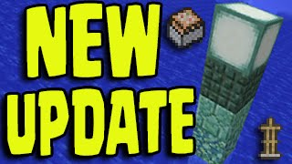 getlinkyoutube.com-Minecraft PS3, PS4, Xbox - NEW BIOMES, WATER TEMPLES, Armour Stands, Command Blocks (TU26)