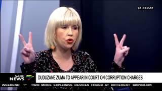 Karyn Maughan sheds light on Duduzane Zuma's court appearance width=