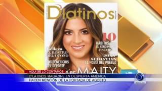 D'latinos Magazine en El Revoltillo de Despierta América