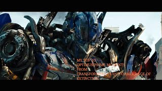 getlinkyoutube.com-My Top 10 Optimus Prime Moments from Transformers 1-4 (see description for second list)