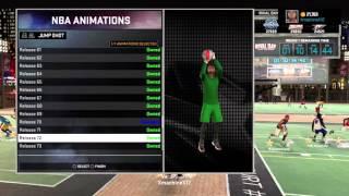 getlinkyoutube.com-NBA 2k16 Best Jumpshot After PATCH 3