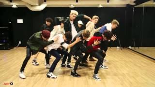 getlinkyoutube.com-UP10TION (업텐션) - 위험해 (SO, DANGEROUS) Dance Practice Ver. (Mirrored)