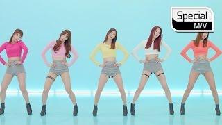 getlinkyoutube.com-[MV] EXID 위아래(UP&DOWN) 심쿵버전 Special 뮤비 (K-POP)