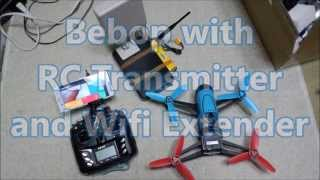 getlinkyoutube.com-How to use RC Transmitter for Bebop Drone