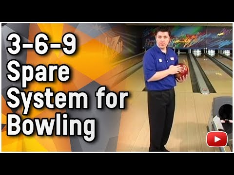Bowling Tips - Using the 3-6-9 Spare System - Parker Bohn III and Brad Angelo