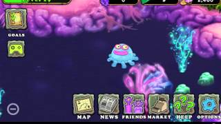 Toe jammer in ethereal island!!!