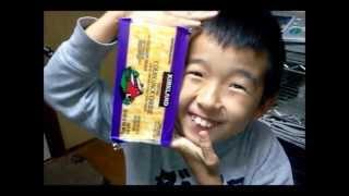getlinkyoutube.com-祝!夢実現→ コストコのチーズ1kgまるかぶり!!!